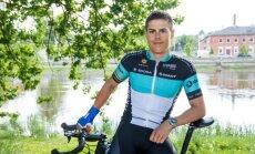 Jalgrattasportlane Aksel Nõmmela