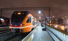 Õhtune Tartu rong
