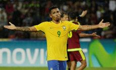 Manchester City ostis 32 miljoni euroga Brasiilia koondise ründaja