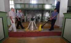 Keila kiriku uus kell jõudis koju