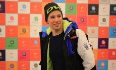 Kalev Ermits jõudis eile õhtul Eestisse. Põhjust on rahul olla, seljataga on senise karjääri parimad sõidud.