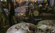 Kaklus Tartus Rüütli tänaval