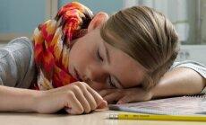 VIDEO: Unehäired ja üleväsimus on koolilaste seas üha enam levinud