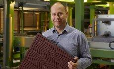 В Латвии открылся самый современный в Европе завод по производству резиновых покрытий