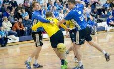 Käsipall Kehra vs Viljandi