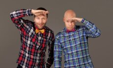 Räppar Cool D ja DJ Kristjan Hirmo hakkavad Eesti parimat nalja valima
