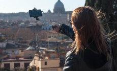 В Милане запретили селфи-палки, стеклянные бутылки и уличную еду