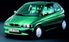 BMW E1, elektriauto ajast, mil Teslat polnud olemaski