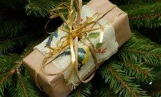 Jõulukingituste pakkimine