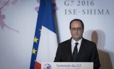 President Hollande lubab Prantsusmaa halvanud protesti esile kutsunud tööreformiga edasi minna