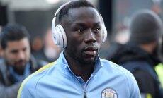 Manchester City jalgpalliklubi paremkaitsja Bacary Sagna
