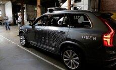 Uber hülgas avarii tõttu isesõitvate autode pilootprojekti
