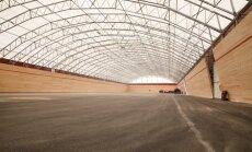 В порту Беккера открылся новый складской комплекс, его клиентом станет Graanul Invest