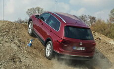 Proovisõit: uus VW Tiguan – personaaltreenerist on kasu