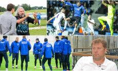 Autorikülg: Eesti jalgpalli tõus eeldab uut juhtimist, kas juhid lahkuvad aga ainult jalad ees?