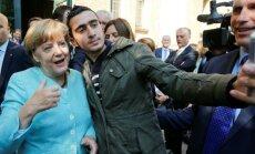 Blogijate pettumuseks pole Merkeliga poseerinud Anas Modamani end seni õhku lasknud ja kinnitab, et ei plaanigi seda teha.