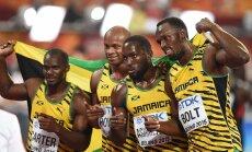Nesta Carter kaebas positiivse dopinguproovi spordikohtusse