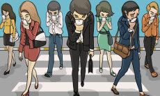 Uuring: mida rohkem sotsiaalmeediat kasutad, seda õnnetum oled