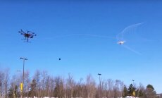 Uus droonipüüdja saab vaenulikud lennumasinad kiiresti kätte