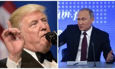 Toomas Alatalu: Trumpil rinne kodus ja Putin pani uued pirrud põlema
