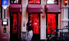 Ах, Амстердам! Прошлое и настоящее квартала красных фонарей