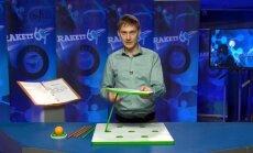 VIDEO: Kuidas lahendada ülesannet, mis Rakett69 esimeses saates osalejate jaoks kõige raskemaks osutus?