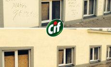 Kampaania aitab soditud majaseinad tasuta puhtaks teha