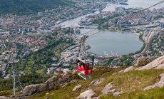 Норвежские фьорды обзаведутся новой канатной дорогой