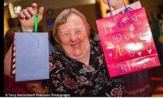 Nii äge! Maailma kõige vanem Downi sündroomiga naine sai 75aastaseks