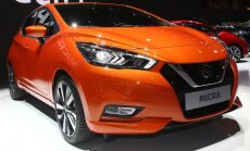 Pilk algavale autoaastale: uus Nissan Micra läheb püüdma B segmendi tippu