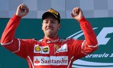 Vettel: mehaanikud pole magada saanud, aga võit tõstis meid kõiki pilvedesse