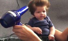 GALERII: tõeline nunnulaks! Sellisest juuksekroonist võib tavaliselt vaid und näha