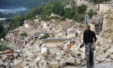 OTSEBLOGI: Itaaliat raputas 6,2-magnituudine maavärin, Amatrice väikelinn on pea üleni hävinud