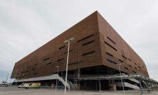 Rio de Janeiro olümpiamängude käsipalliareen Future Arena jagatakse neljaks tükiks, millest saavad koolimajad.
