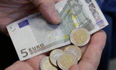 Центристы хотят, чтобы минимальная зарплата вырасла до 40% от средней брутто-зарплаты