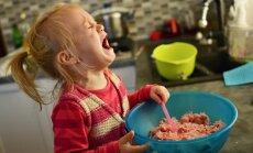 Kuidas käituda lapse nutu ja jonni puhul nii, et see lapse arengut ei kahjustaks vaid pigem toetaks