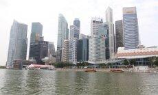 Singapur, Siim Kallas