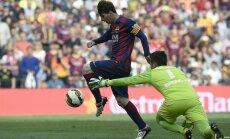 VIDEO: Messi jõudis järjekordse maagilise tähiseni