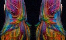 FOTOD: Uus trend! Liivakunstist inspireeritud juuksemood on maagiline