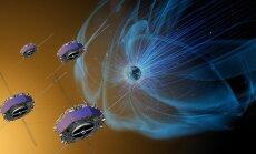 Plahvatuslikud kokkupõrked Maa ja Päikese magnetväljade vahel (on nüüd ära nähtud)