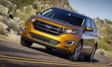 What Cari proovisõit: Ford Edge – võõrleegionär Ameerikast