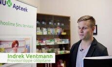 Indrek Ventmann: mida tänapäeva klient apteekrilt ootab?