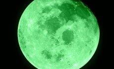 Masendav tõde: kuu ei värvugi 20. aprillil roheliseks!