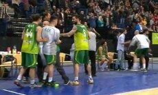 VIDEO: Skandaalne lõpp FIBA sarjas: kohtunik ei lugenud ära Minski leegonäri omakorvi