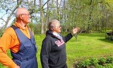 VIDEO: Vaata, millise imevembu viskas tolmukurat Mustjala talunaisele