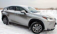 Proovisõit: Muretu ja kiretu kulgeja Lexus NX (isegi mees kiitis)