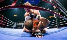 VIDEO: Vaata, kuidas MMA profidebüüdi teinud Sten Saaremäe suurhalli publikut hullutas!