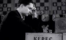 VANAD FILMIKAADRID 1950: Paul Keres mängimas Budapestis pretendentide turniiril
