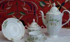 Kohviserviis oli endistel aegadel levinud pulmakink iseseisva elu alustamisel.