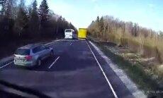 LUGEJA VIDEO: Liiklus ei ole koht, kus hullu panna!